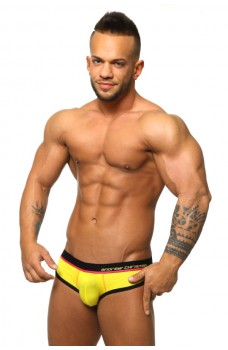 Andrew Christian Almost Naked Sports Brief by