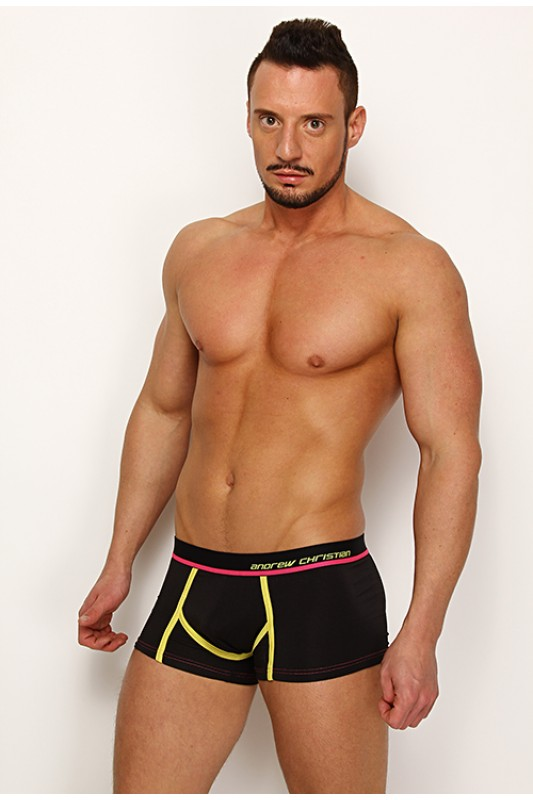 Andrew Christian almost naked tagless boxer