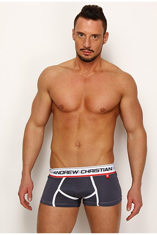 Andrew Christian CoolFlex Boxer w/ Show-It Tech. by