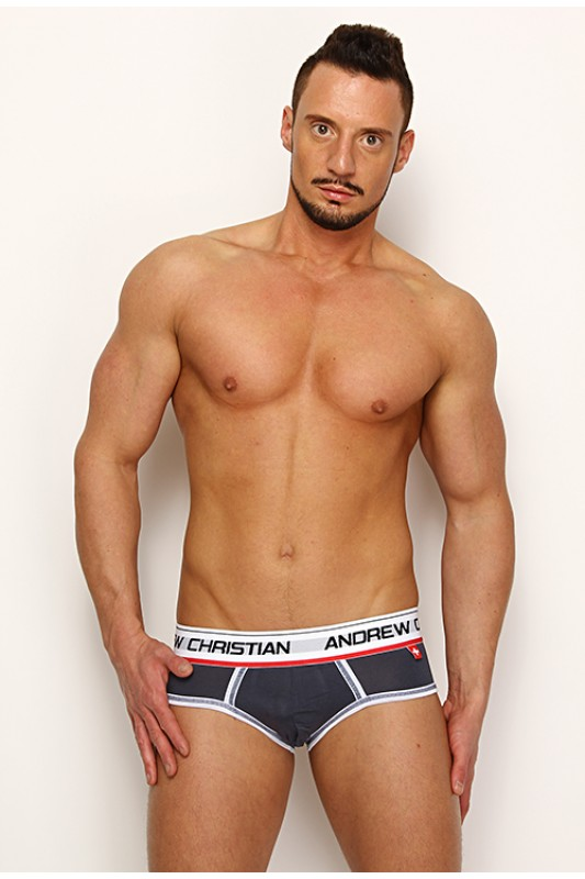 Andrew Christian CoolFlex Brief w/ Show-It Tech.